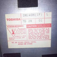 Magnetron Toshiba 2M240H(IF)-L - piesa cuptor