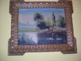 TABLOU [ULEI PE PANZA]
