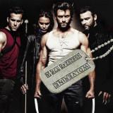 Pandantiv / Colier / Lantisor X-MEN XMEN X MEN - James Carved - Wolverine ID Tag Militar
