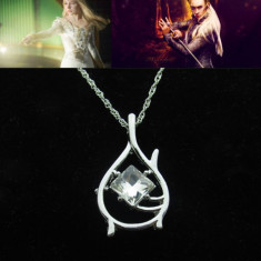 Pandantiv / Colier / Lantisor - THE HOBBIT - LOTR - Smaug Desolation - Pandantivul lui Tauriel - Lantisor fashion