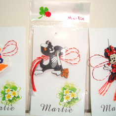 Set 10 Martisoare - figurina Disney din silicon MARTISOARE -modele mixte - Martisor speciale