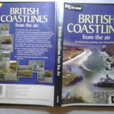 PC CD-ROM - British coastlines form the air (GameLand )