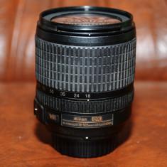 Vand sau schimb Obiectiv Nikon dx 18-105 vr - Obiectiv DSLR Nikon, Nikon FX/DX