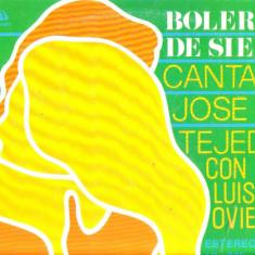 Vinil - Jose Tejedor - Muzica Latino Altele
