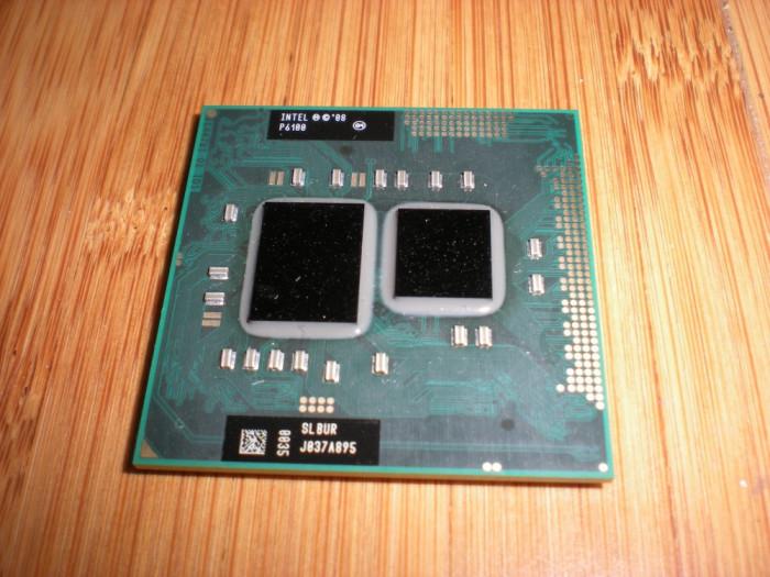 procesor laptop intel P6100 , SOCKET G1