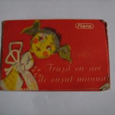 Trusa cu ace de cusut - Flaro Sibiu / anii 80