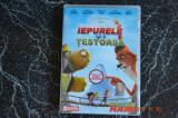Iepurele si testoasa - dvd desene animate