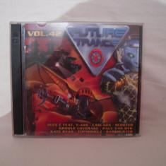 Vand dublu cd Future Trance vol 42, original, raritate! - Muzica House universal records