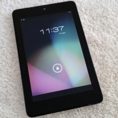 Asus nexus 7 - Tableta Google Nexus 7 Asus, 16 Gb, Wi-Fi