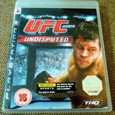 Joc UFC 2009 Undisputed, PS3, original, alte sute de jocuri! - Jocuri PS3 Thq, Sporturi, 16+, Multiplayer