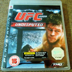 Joc UFC 2009 Undisputed, PS3, original, alte sute de jocuri! - Jocuri PS3 Thq, Actiune, 16+, Multiplayer