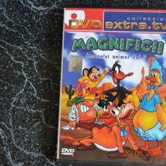 Magnificii desenului animat vol.III - dvd desene animate - Film animatie Altele, Romana