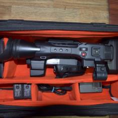 Camera video panasonic ag160 aej, 2-3 inch, Card Memorie, CCD