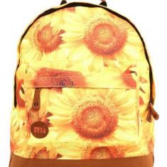 Rucsac Mi-Pac Sunflowers Galben (100% Original) - Cod 254