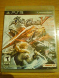 JOC PS3 SOULCALIBUR 5 ORIGINAL / STOC REAL in Bucuresti / by DARK WADDER, Actiune, 16+, Multiplayer, Sony