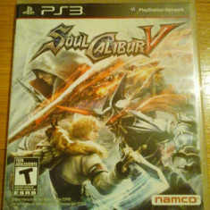 JOC PS3 SOULCALIBUR 5 ORIGINAL / STOC REAL in Bucuresti / by DARK WADDER - Jocuri PS3 Sony, Sporturi, 12+, Multiplayer