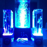 Boxe audio active - Water Dancing Speakers - Boxa activa