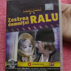 Film - Filmele Adevarul - colectia Florin Piersic - Zestrea domnitei Ralu !!! - Film Colectie, DVD, Altele