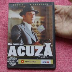 Film - Filmele Adevarul - Un comisar acuza - regia Sergiu Nicolaescu !!! - Film Colectie, DVD, Altele