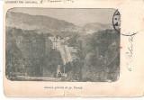 CPI (B4752) GOVORA PRIVITA DE PE TERASA, CIRCULAT, 5.IUL.1902, STAMPILE