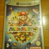 JOC GAMECUBE MARIO PARTY 5 PLAYER's CHOICE ORIGINAL / STOC REAL in Bucuresti / by DARK WADDER