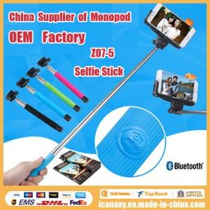 Selfie stick wireless cu bluetooth pt.telefoane si camere foto