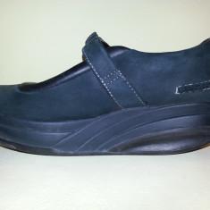 Pantofi MBT Kaya Black - Incaltaminte ortopedica, Culoare: Negru