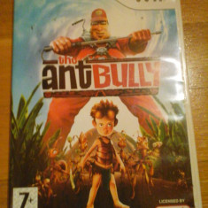 JOC WII THE ANT BULLY ORIGINAL PAL / STOC REAL in Bucuresti / by DARK WADDER - Jocuri WII Altele, Actiune, 12+, Single player
