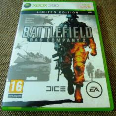 Joc Battlefield Bad Company 2, XBOX360, original, alte sute de jocuri! - Jocuri Xbox 360, Shooting, 18+, Single player