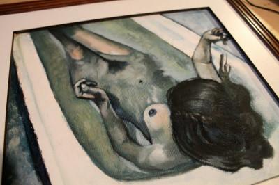Tablou Nud in cada foto