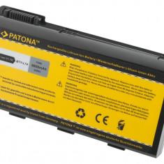 1 PATONA | Acumulator pt MSI BTY-L74 BTY-L75 CX500-004RU A6200 A7200 CR600 CR610 - Baterie laptop PATONA, 6600 mAh