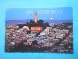 HOPCT12948  SUA SAN FRANCISCO -TURNUL MAJESTIC COIT     [ NECIRCULATA]
