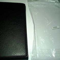 HUSA NOKIA LUMIA 1020 FLIP NEGRU - Husa Telefon Accessorize, Piele, Cu clapeta