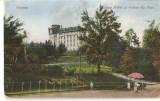 CPI (B4768) GOVORA. HOTEL PALACE SI VEDERE DIN PARC, NECIRCULATA, EDITURA SOCEC
