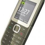 Nokia C2 dual sim - Telefon Nokia, Negru, Nu se aplica, Neblocat, Fara procesor
