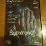 JOC PS2 SUMMONER ORIGINAL PAL / STOC REAL in Bucuresti / by DARK WADDER