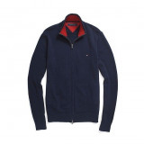 Pulover original Tommy Hilfiger - barbati S -100% AUTENTIC, Bumbac, Tommy Hilfiger