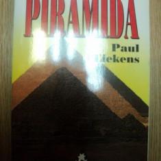 EFECTUL DE PIRAMIDA de PAUL LIEKENS, 1997 - Carte ezoterism