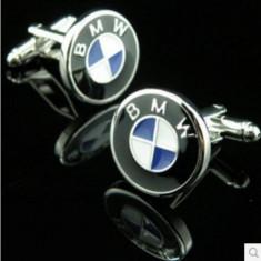 Butoni camasa model tema auto  BMW  + ambalaj cadou