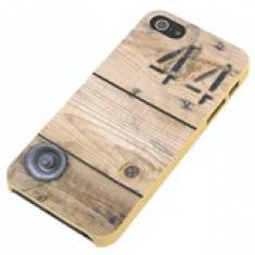 Carcasa iphone 5 tucano maro - Husa Telefon Belkin, Fara snur, Husa