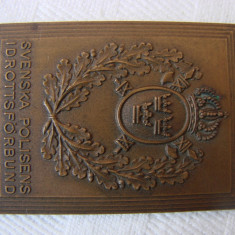 Placheta comemorativa anul 1940 - Jubiliare