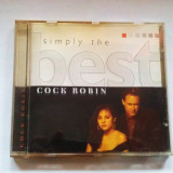 Cock Robin - Simply The Best 1999 (1cd), CD