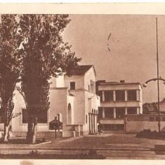 CPI (B4793) PLOIESTI - CASA PIONIERILOR, CIRCULATA, 17.IAN.1958, STAMPILE, TIMBRU - Carte Postala Muntenia dupa 1918, Printata