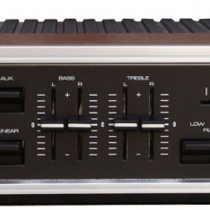 AMPLIFICATOR DUAL CV121 VINTAGE GERMANY astept oferte - Amplificator audio Dual, 41-80W