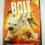 BOLT [2008] (DISNEY ORIGINAL, SIGILAT, ROMÂNĂ), DVD, Romana