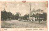 CPI (B4781) PLOIESTI. BULEVARDUL CU MONUMENTUL VANATORILOR, CIRCULATA, 1.NOV.19, STAMPILE, TIMBRU, Printata