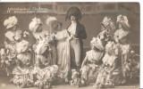 CPI (B4785) ADMIRALSPALAST, BERLIN, CIRCULATA, 12.IUL.1912, STAMPILE, TIMBRU, COSTUME DE EPOCA, Fotografie