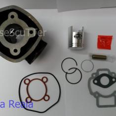Kit Cilindru - Set Motor Piaggio / Piagio NRG ( 5 colturi - 80cc - RACIRE APA ) - Set cilindri Moto