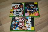 LOT DE JOCURI XBOX ORIGINALE - RAINBOW SIX 3 + FIFA FOOTBALL 2003 + THE SIMS