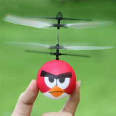 Elicopter Angry Birds Mini Flyer - Elicopter de jucarie